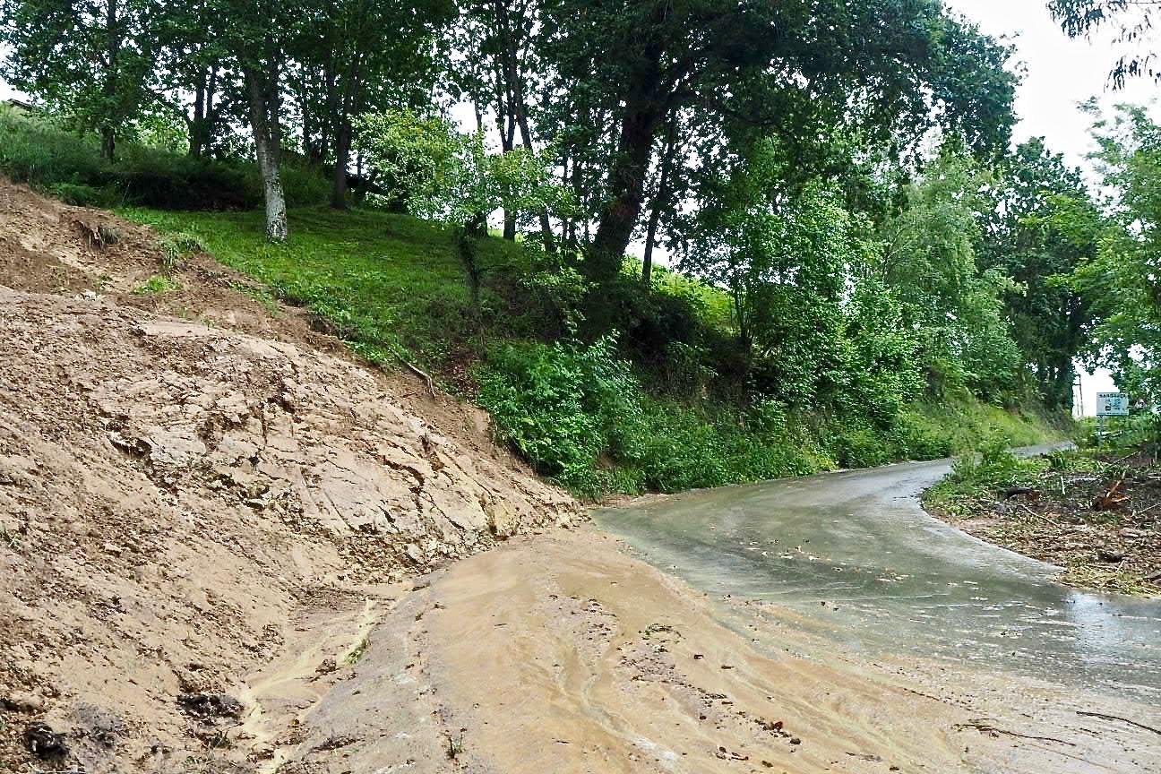 El PP pide la apertura inmediata de la carretera de Sardalla, la RS-2 de Ribadesella