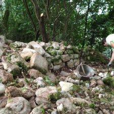 El lunes comienza la cuarta campaña de excavaciones arqueológicas en el Castro de Antrialgo (Piloña)
