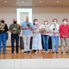 Mabel Quintana y Pedro Hevia vuelven a ganar el Concurso de Floricultura de Ribadesella