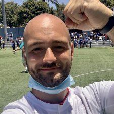 Pablo Sánchez, riosellano de éxito en las Islas Canarias