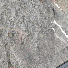 Evacuado al hospital de Arriondas un montañero con policontusiones tras sufrir una caída en los Horcados Rojos