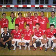 Un grupo de veteranos refunda el Rompiente FS de Ribadesella con equipos masculino y femenino