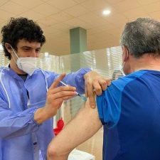 Mas de 27.000 vecinos del Oriente de Asturias ya están inmunizados contra la covid