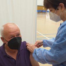 Salud repescará la semana que viene con cita previa a la población de 60 a 69 años que aún no ha sido vacunada
