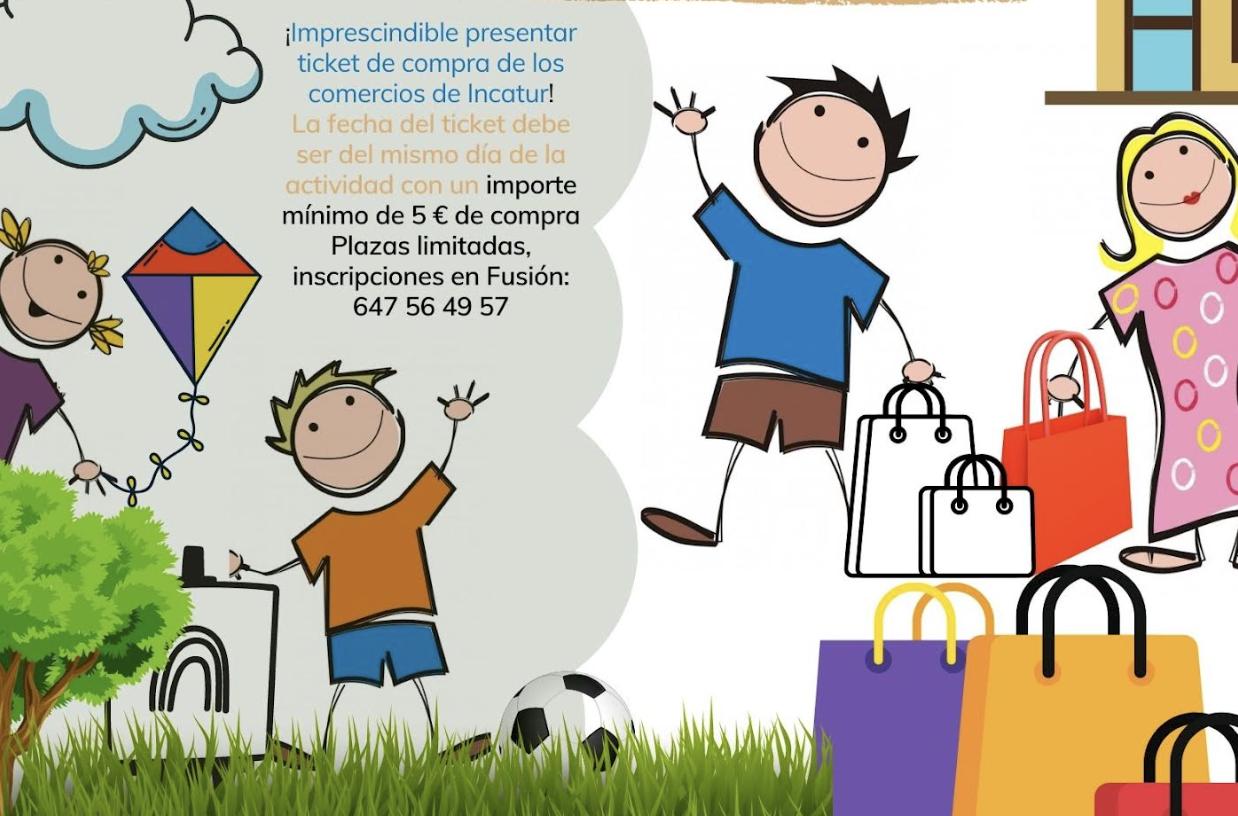 El comercio de Cangas de Onís ofrecerá un servicio de guardería infantil para facilitar las compras de las familias