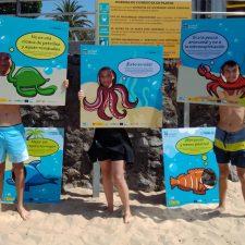 El programa La Mar de Limpio llega esta semana a tres playas del Oriente de Asturias