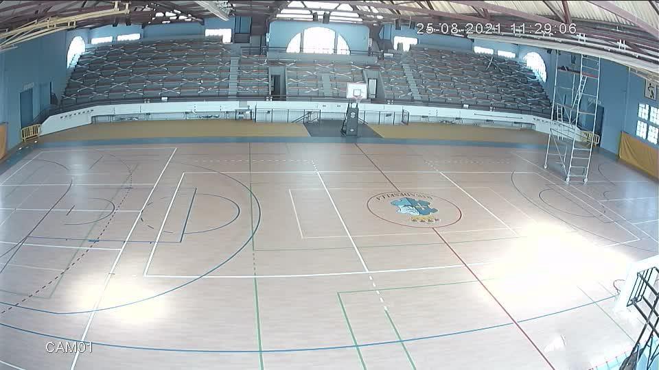 El Polideportivo Municipal de Ribadesella ahorrará mas de 300 euros mensuales con la nueva iluminación LED
