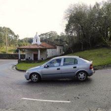 El alcalde de Ribadesella urge al Principado a reparar la carretera AS-342 por su complicada situación