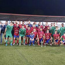 El UC Ceares gana el I Trofeo Ramón Soto de fútbol disputado en Ribadesella
