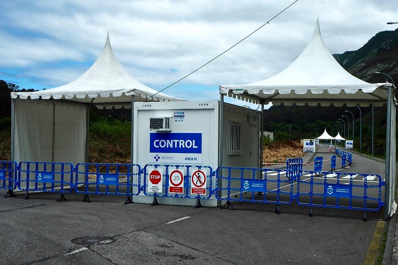 El Polígono de Ribadesella será el único punto de vacunación sin cita previa en la comarca para el jueves 2 de septiembre