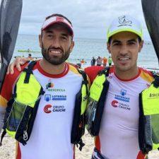 Walter Bouzán vuelve a ganar, cinco años después, el Campeonato de Europa de Surfski