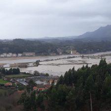 Foro pide la reparación de las compuertas de La Mediana de Ribadesella y el mantenimiento de sus canales