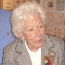 Ribadesella rendirá homenaje póstumo este domingo a Menchu Alvarez del Valle, la abuela de la Reina Letizia