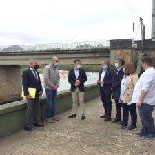 El nuevo puente de Arriondas costará 2,3 millones y tendrá una acera de cristal con vistas al Sella.