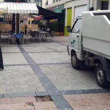 La recogida de basura individualizada llevada a cabo este verano en la hostelería de Llanes ha sido un acierto y un éxito