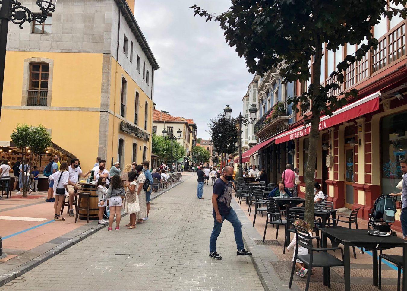El Ayuntamiento de Ribadesella quiere peatonalizar por completo la calle Gran Vía