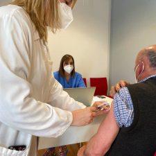 El rechazo a la vacuna anti-covid es inferior al 1% en el Principado de Asturias