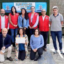 La unidad de los llaniscos en torno a la pandemia, reconocida por la Red de Participación Social del Oriente de Asturias