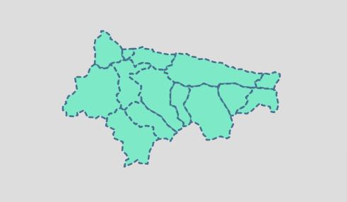 La última semana solo deja un solitario contagio en el Oriente de Asturias