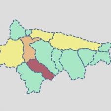 El Oriente suma dos días sin contagios por coronavirus y Asturias cuatro días sin fallecidos