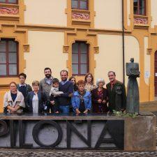 El Monumento a La Ablanera de Infiesto cambia de ubicación y se convierte en símbolo del concejo de Piloña