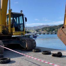 Canal confía en que el nuevo puente de Ribadesella esté concluido para el Descenso del Sella de 2023