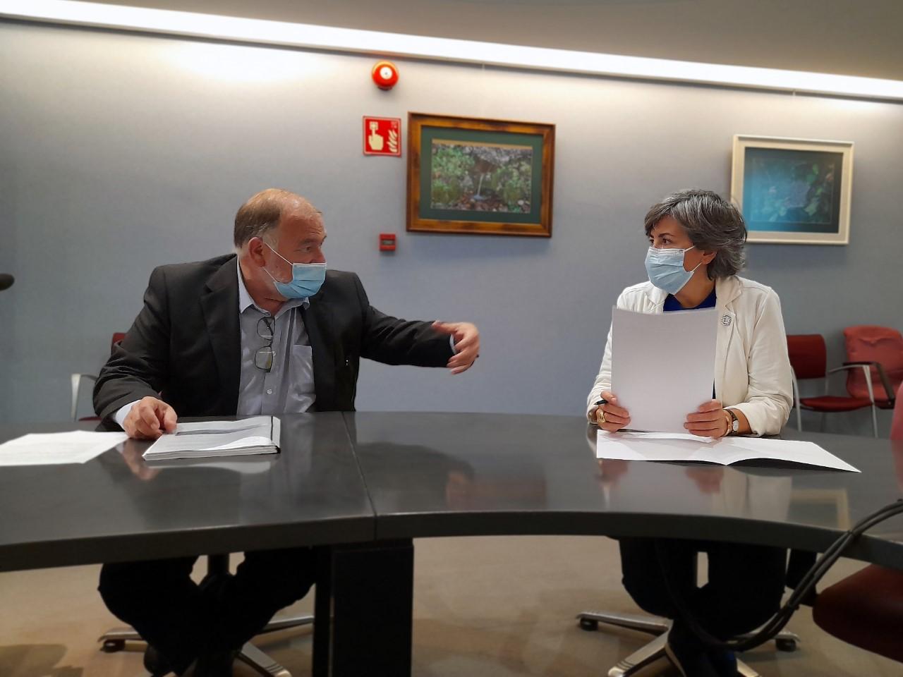 Ribadesella y Principado avanzan en la redacción final del Plan General de Ordenación del concejo